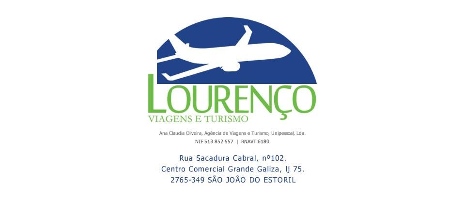 Lourenço – Viagens e Turismo